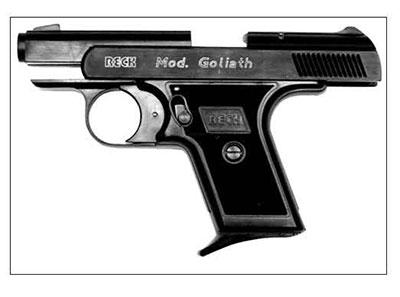 reck goliath schreckschusspistole gaspistole aufbau. Black Bedroom Furniture Sets. Home Design Ideas