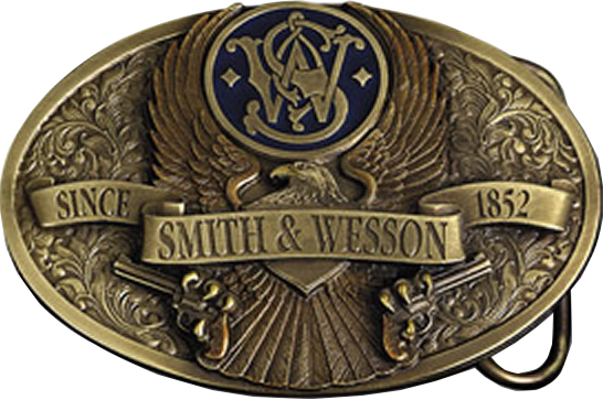 Smith & Wesson Gürtelschnalle
