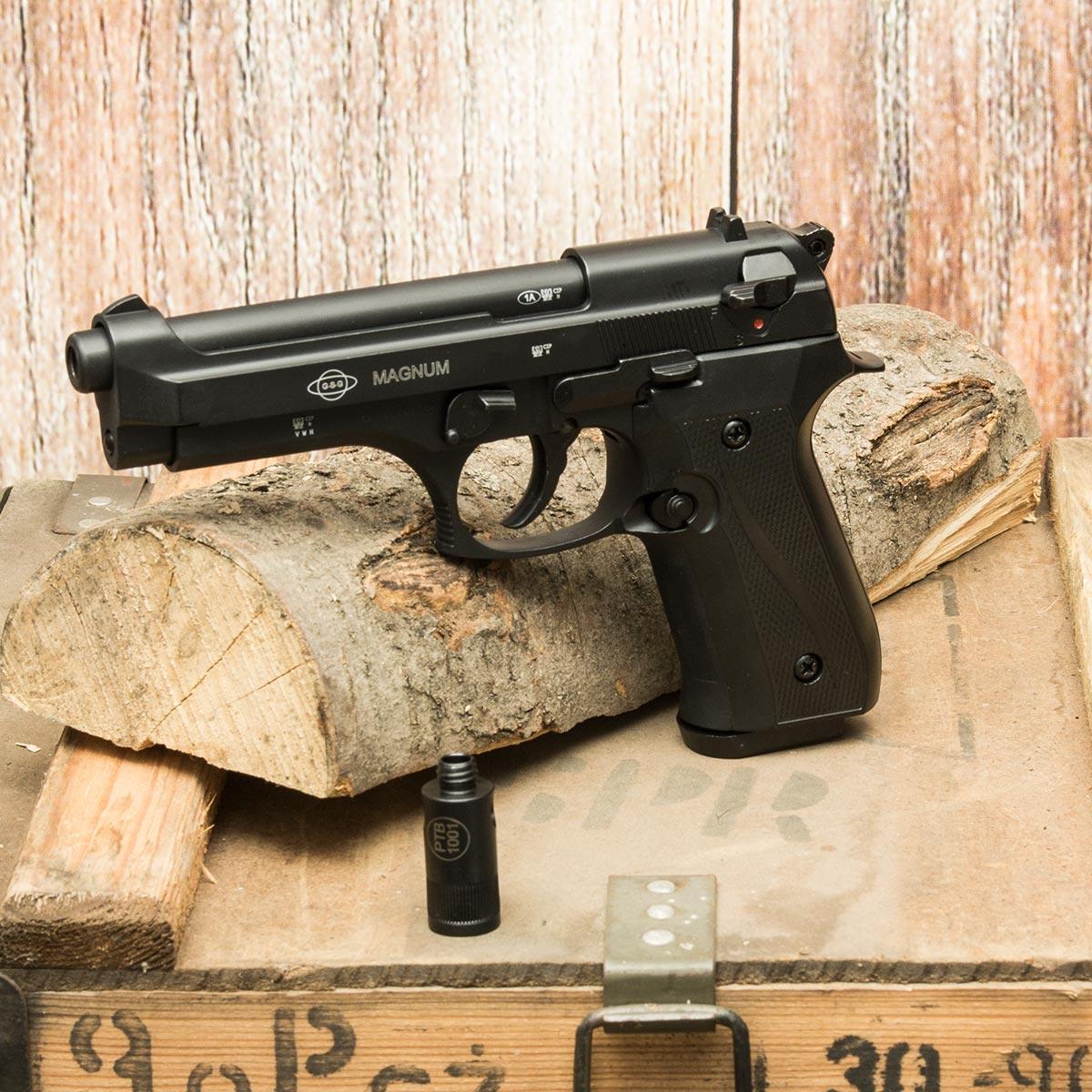 pistole hahn oder schlagbolzen vorteile