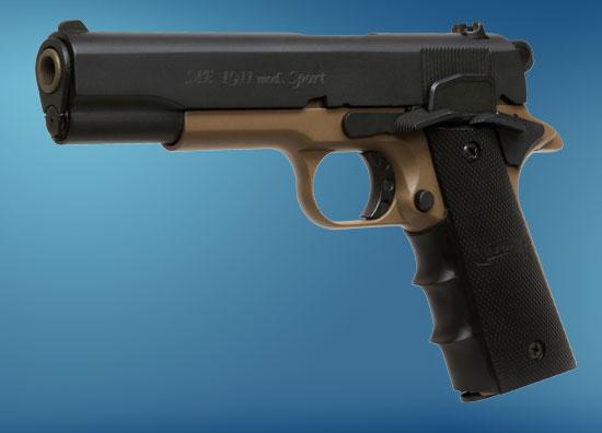 ME 38 Magnum Schreckschussrevolver