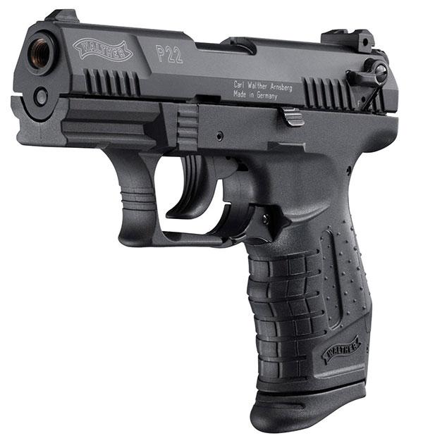 walther p22 schreckschusspistole gaspistole 9 mm p a k. Black Bedroom Furniture Sets. Home Design Ideas