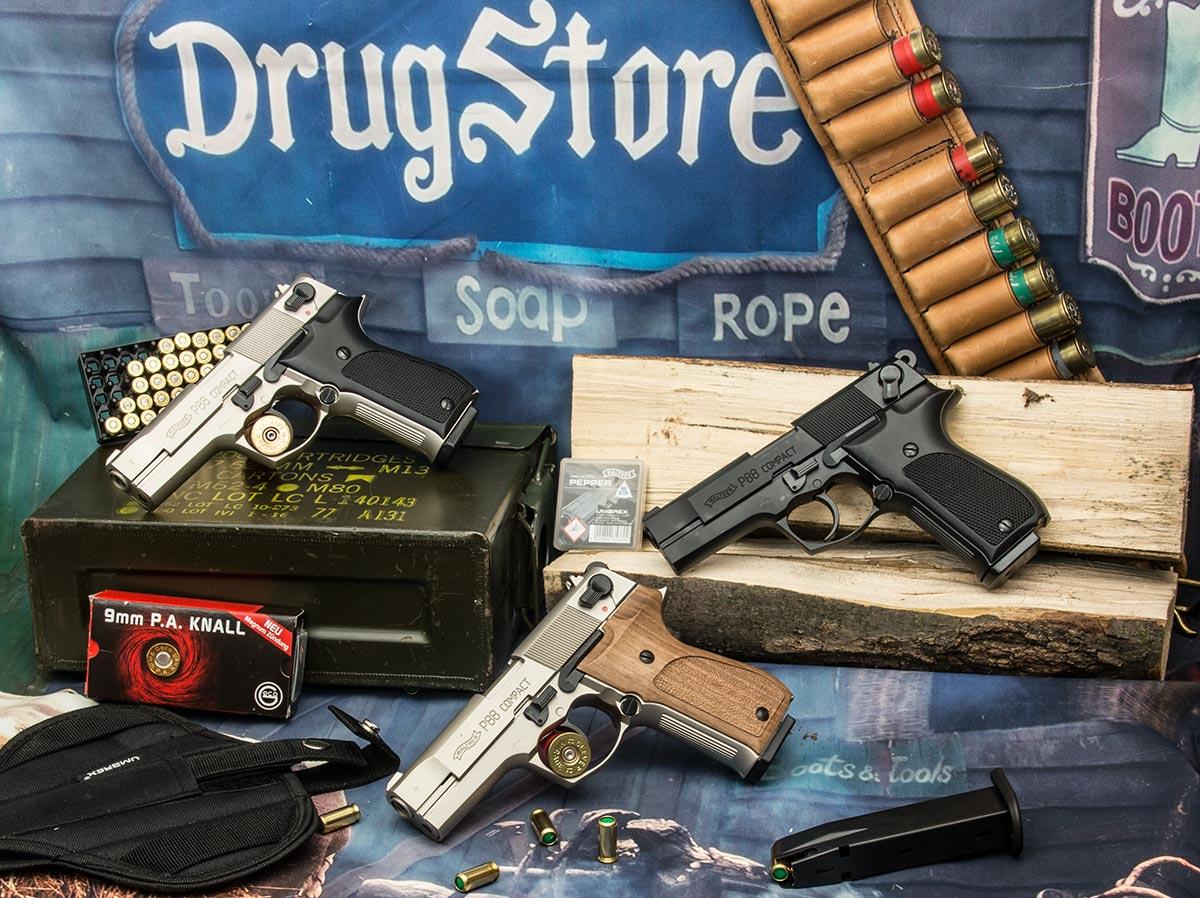 pistole kleiner waffenschein