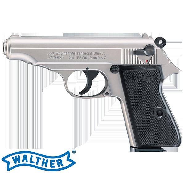 walther pp schreckschusspistole gaspistole 9 mm. Black Bedroom Furniture Sets. Home Design Ideas
